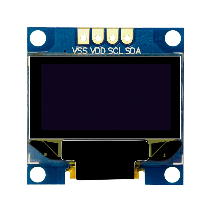 0.96 inch 128*64 OLED Display Module I2C SPI 4 pin interface SSD1306  Driver Chip for Arduino DIY Kit