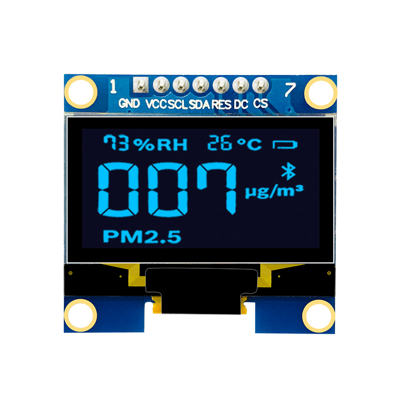 1.3 inch 128*64 OLED  Display Module I2C SPI 7pin interface SH1106  Driver Chip