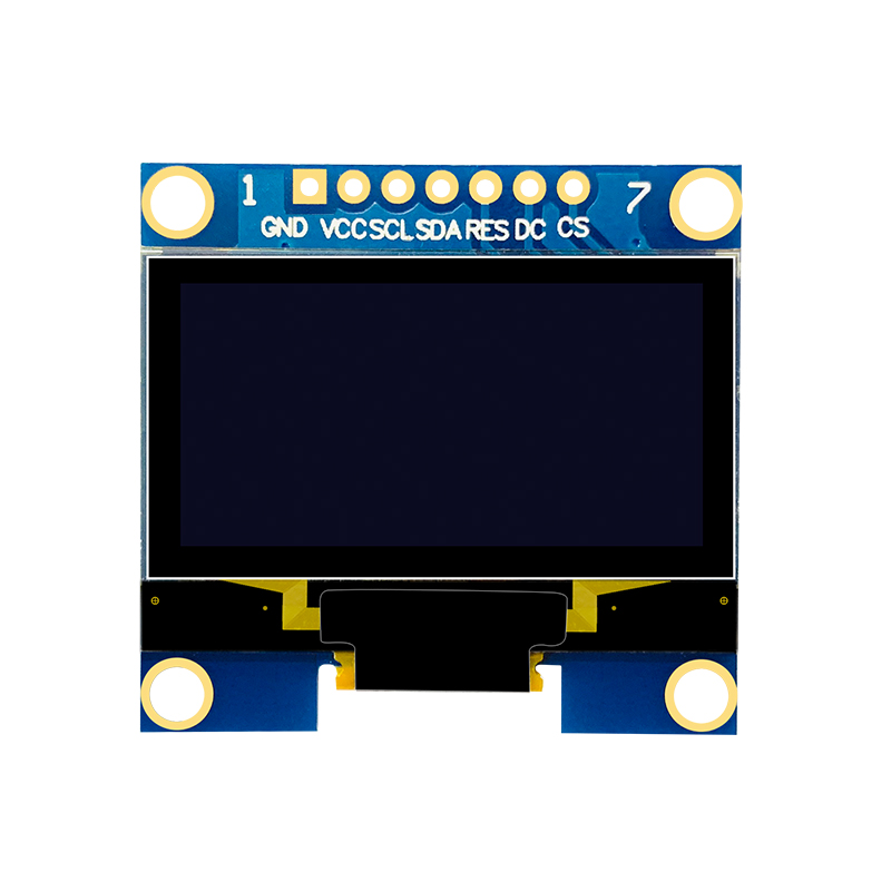 1.3 inch 128*64 OLED Display Module 7 pin I2C interface  SSD1306 Driver Chip
