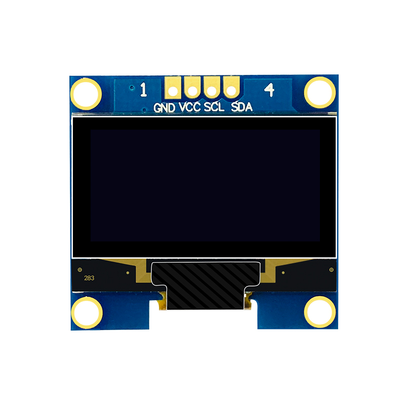 1.3 inch 128*64 OLED Display Module 4 pin I2C interface  SH1106 Driver Chip