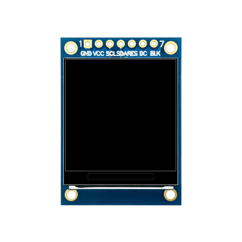 1.3 inch 240*240 TFT Display Module 7 Pin SPI Interface 65K full color TFT LCD module ST7789 driver IC