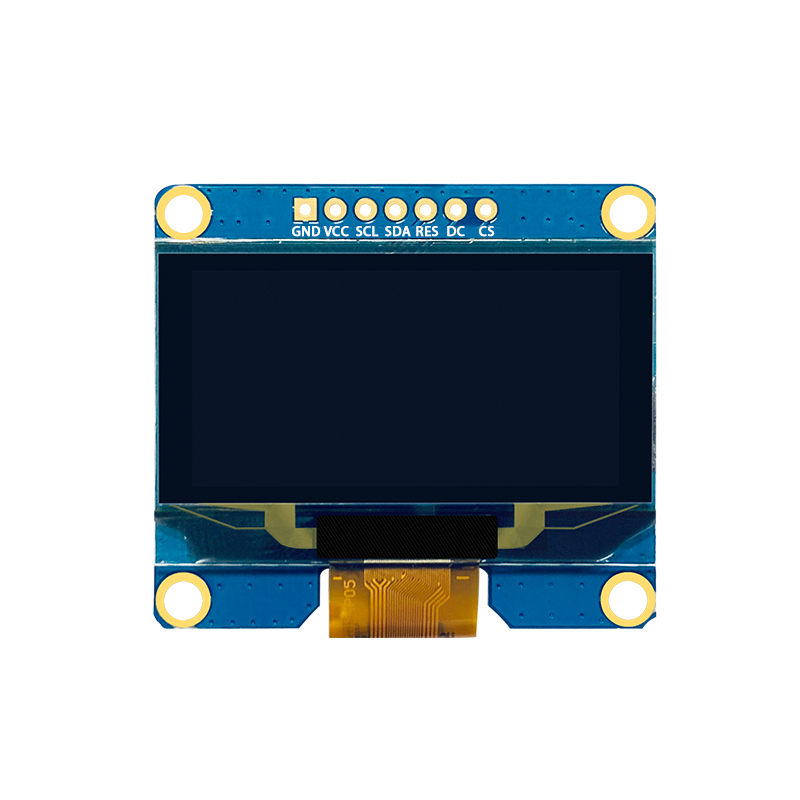 1.54 inch 128*64 OLED  Display Module I2C SPI 7pin interface SSD1309  Driver Chip