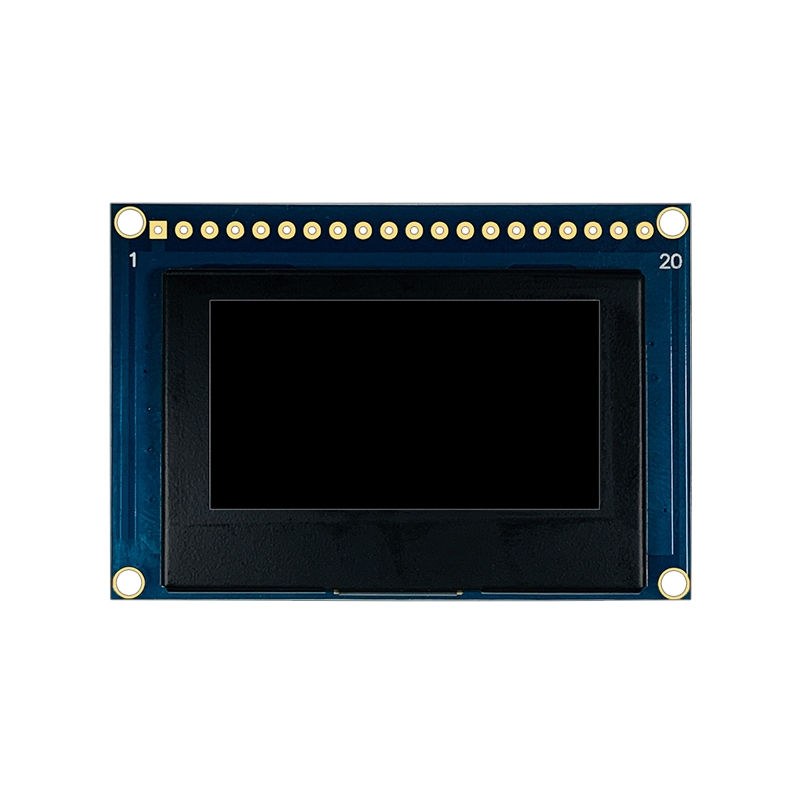 1.54 inch 128*64 OLED  Display Module I2C SPI  20 pin interface SSD1309  Driver Chip