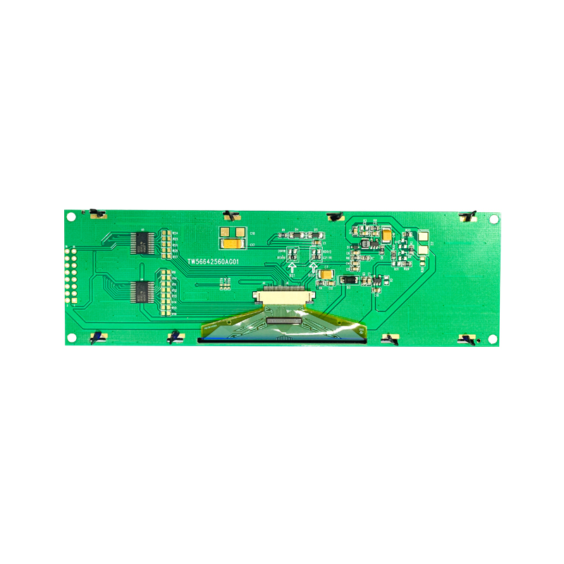 5.5 inch 256*64 OLED  Display Module 16 pin  SPI  interface SSD1322  Driver Chip