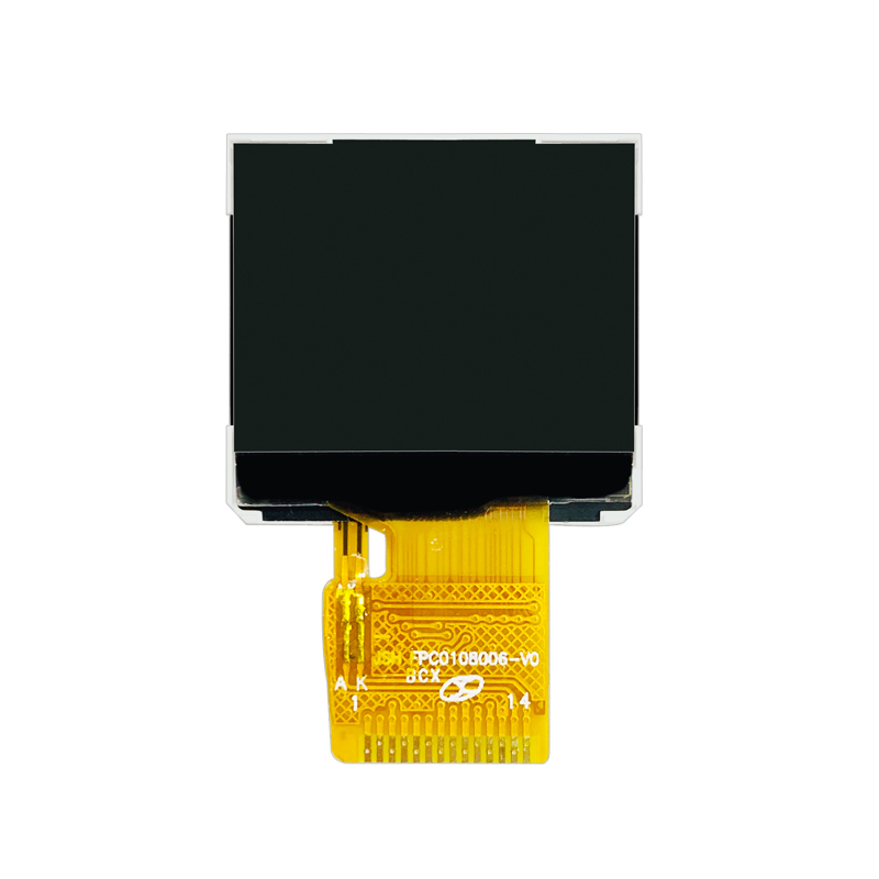 1.0'' small TFT LCD 128*96 display screen 1.0 inch small TFT lcd screen