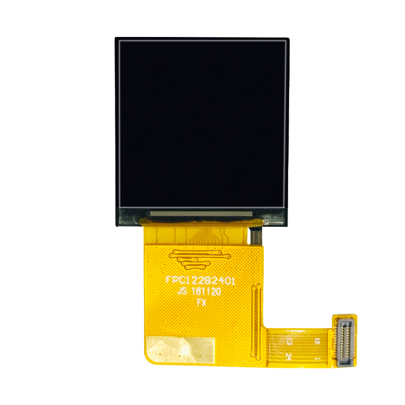 1.22 lcd display inch tft lcd  240*240 pixels ips with spi interface ST7789 IC