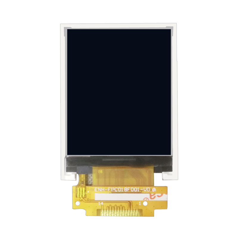 1.77 inch TFT LCD display with 128x160 pixels 14 Pins serial port interface  ST7735 driver IC, 2.6v~3.0v - 副本