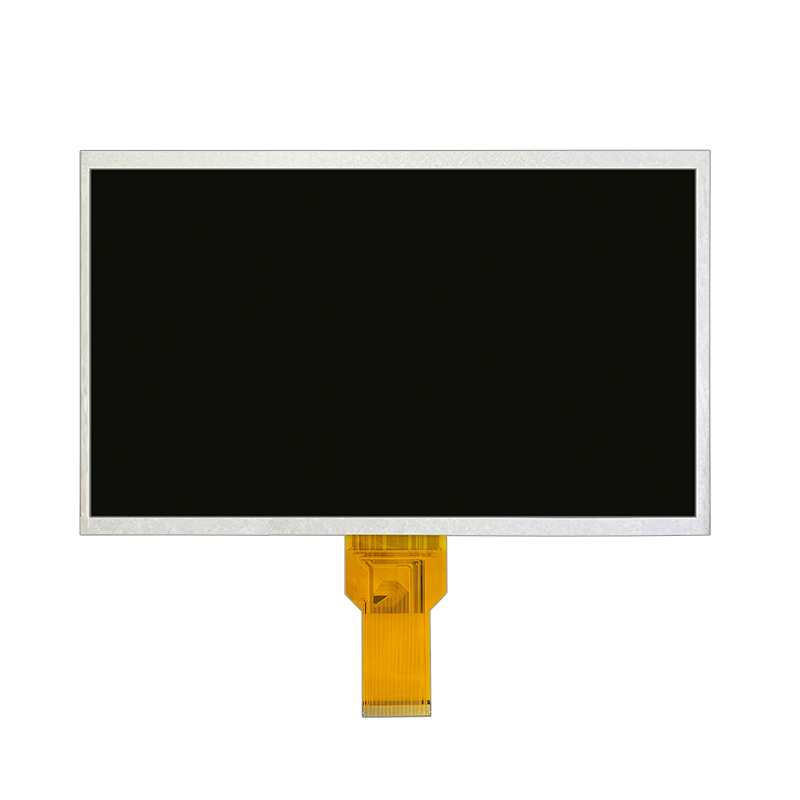 10.1 inch screen 1024x600 dots TFT LCD display with RGB interface for Elevator display - 副本
