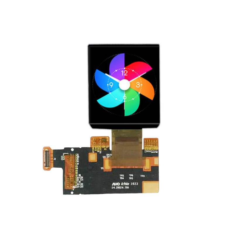 1.41 inch oled amoled display 360*320 dots WT010 Driver IC MIPI interface amoled module screen with plug 30pin