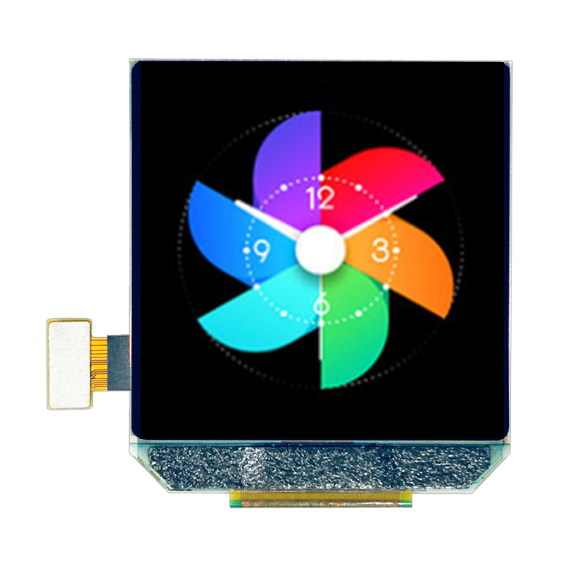 1.45 inch OLED Amoled screen RM69080 Driver IC  module 280*280 resolution MIPI interface
