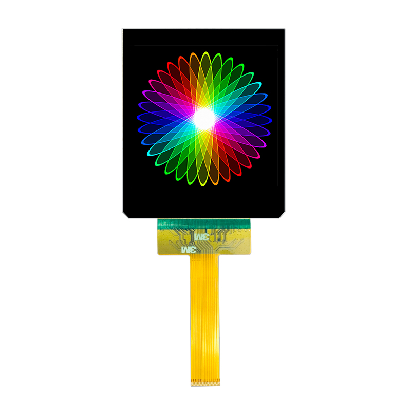 3.81 Inch  Colorful oled amoled Display Module 1080*1200 pixels  with RM69071 Driver IC for cell phone application with 39pin